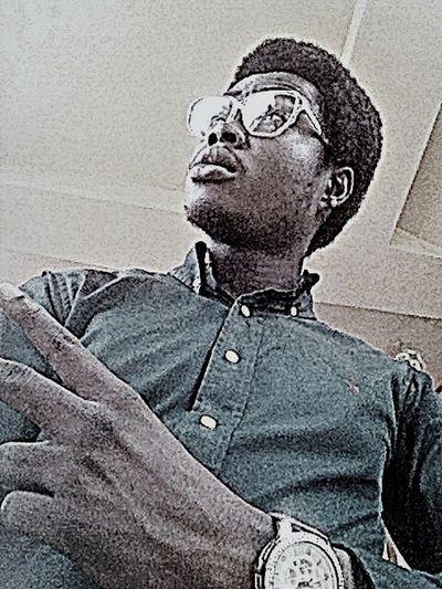 Before I had a mirror, I knew who I was. Myself Myhustle