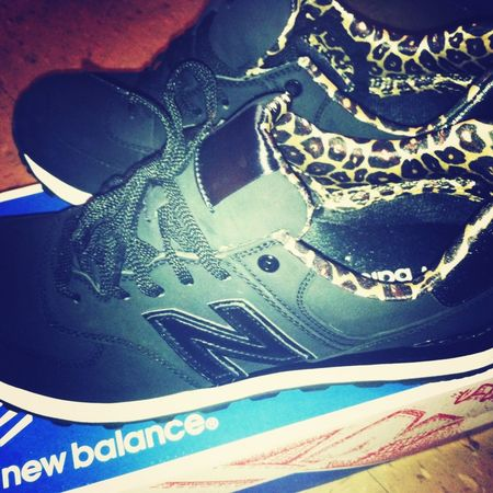 My new Work Shoes for FinishLine on 34th Street Herald Square