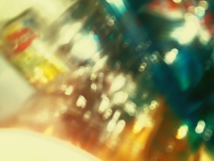 """""""Waterpaint colors up the clear water inside a plastic cup"""" Daydreaming Abstracters_anonymous EyeEm Masterclass Colorful Liquid Absence Of Content Composition BlurOnPurpose Layers And Textures Contrast/exposure"""