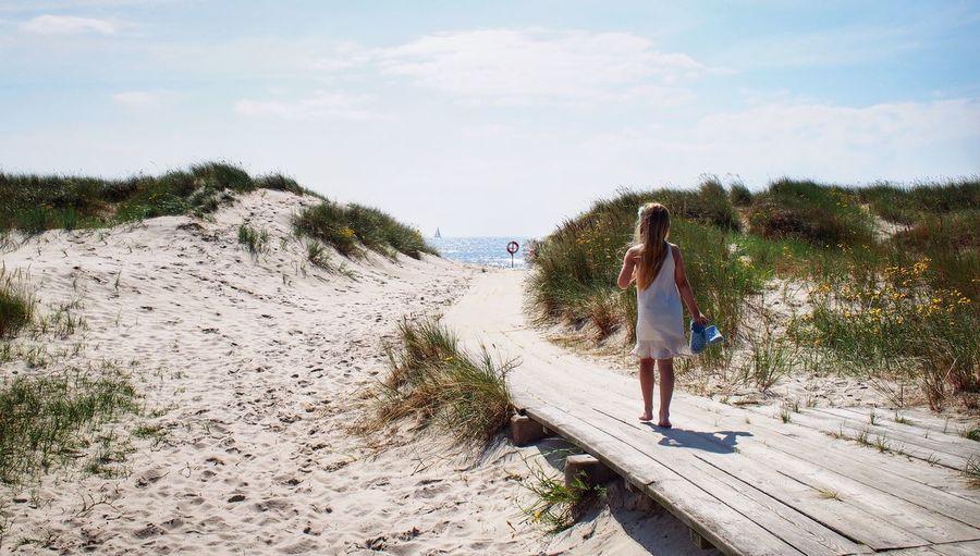 Summer Path One