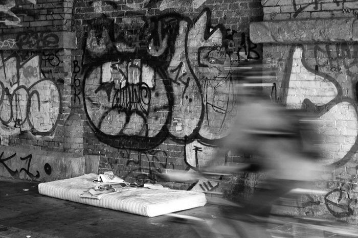 Ignorance is bliss EyeEm Best Shots - Black + White EyeEm Best Shots Eyem Street Streetphotography Londonstreets