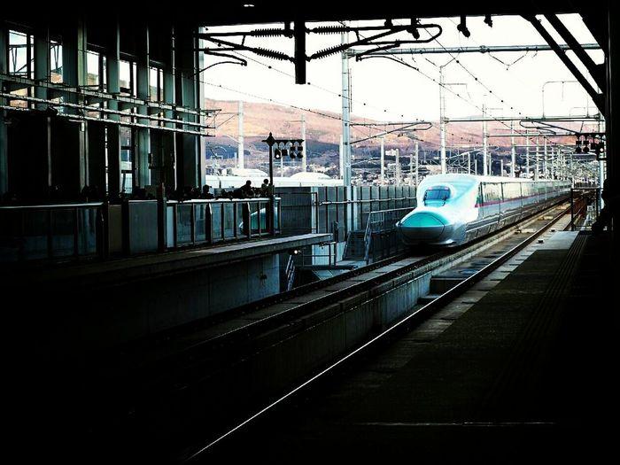 Japan Hokkaido Hakodate,Hokkaido,Japan 北海道新幹線 JR北海道 JR東日本 新幹線 はやぶさ