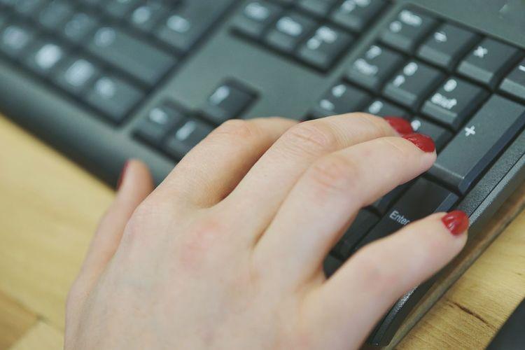 Keyboard EyeEm
