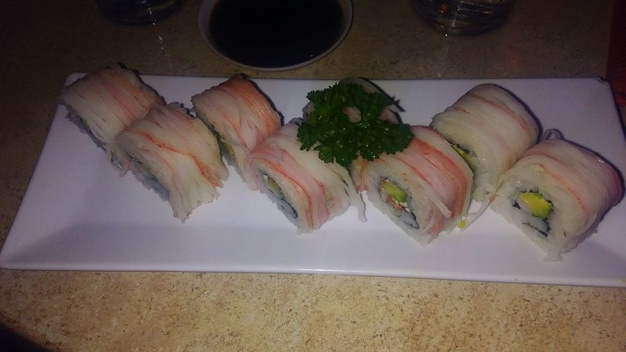 Sushi 🍣 Nicaragua Managua Food And Drink Japanese Food Food Ready-to-eat Sushi