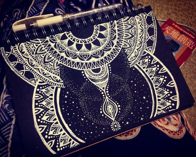 曼荼羅 マンダラ YohkoAmaterraArt Mandala Art Drawing My Drawing Geometry ArtWork Free Hand