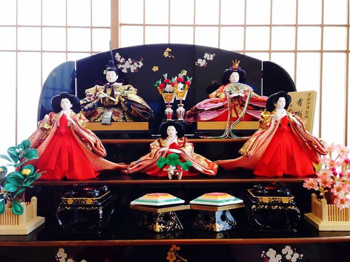 雛人形出しました‼︎🎎 March Dollsfestival ひなまつり Japanese Culture Japan Taking Photos