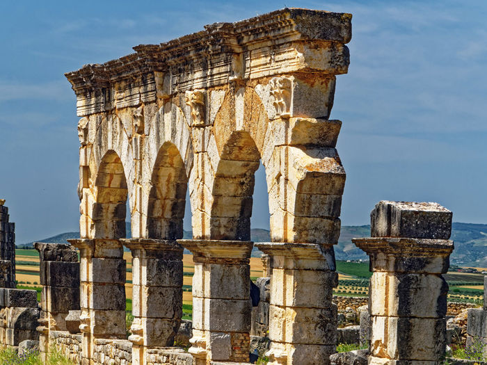 History The Past Ancient Old Ruin Architecture Ancient Civilization Sky Architectural Column Travel Destinations Built Structure Tourism Travel Damaged Archaeology Nature Weathered Day Bad Condition No People Ruined Outdoors Deterioration Ancient History