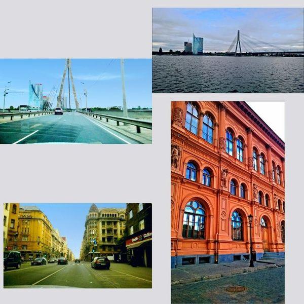 Tuesday trip 🏢 Riga Vecriga Architecture