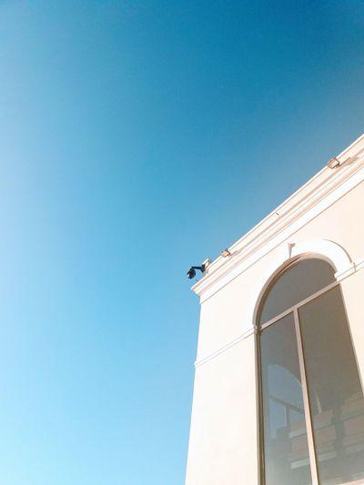 A big window to