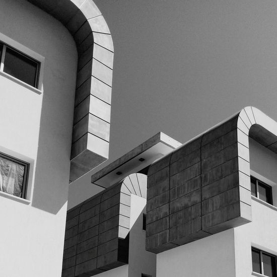 Curves in Architecture_bw • Geometric Shapes of the Urban in Monochrome Blackandwhite • Minimalism and Minimalobsession of Pattern, Texture, Shape And Form in EyeEm Best Shots - Black + White