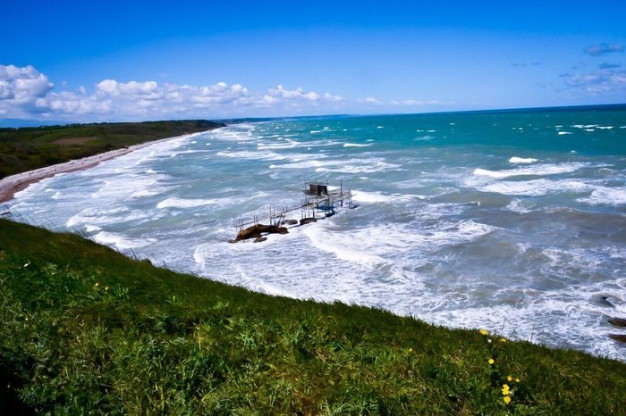 Landscape Blue Sea And Sky Seascape Sea Sunshine Landscape Landscape_Collection Colors Colorful Nature Silhouette