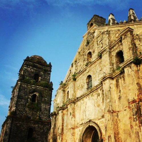 Happy Sunday. :) PaoayChurch LaoagIlocos Philippines Photooftheday taptwice