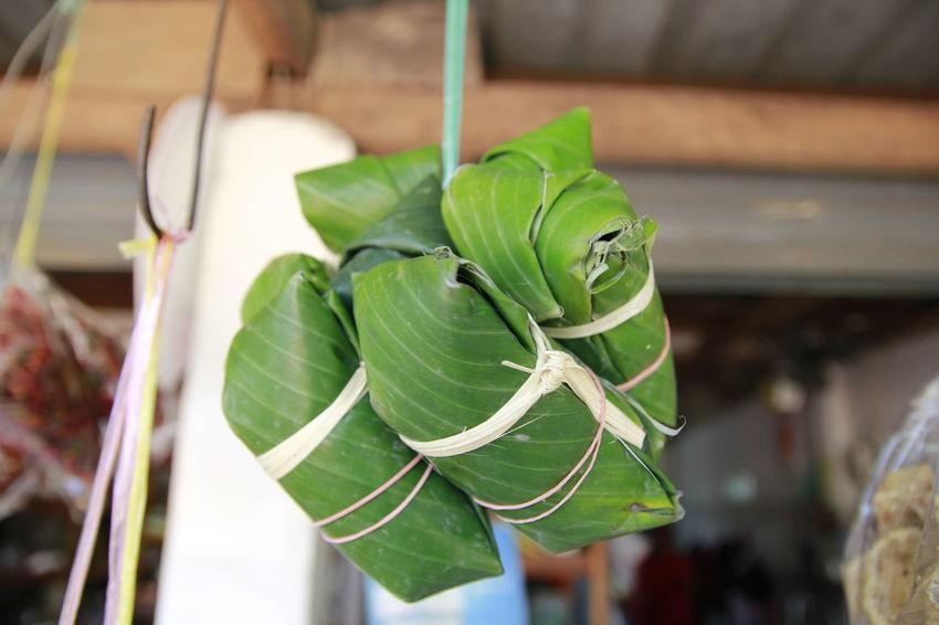 Pork Stew Focus On Foreground Food Food And Drink Food Preservation Green Color Leaf No People Plant Part