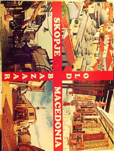 just got a postcard from Macedonia by starring you! And there is no McDonald in Macedonia!! LOL Macedonia Postcard Strange Effect