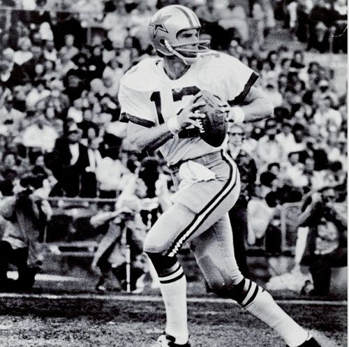 Happy Birthday Roger Staubach Dallas Cowboys QB's