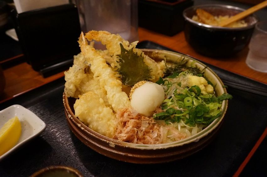 Tenjin Fukuoka Japan Delicious Fried Udon Food Japanese Food Indoors  Ready-to-eat Serving Size Freshness No People Healthy Eating Plate Close-up