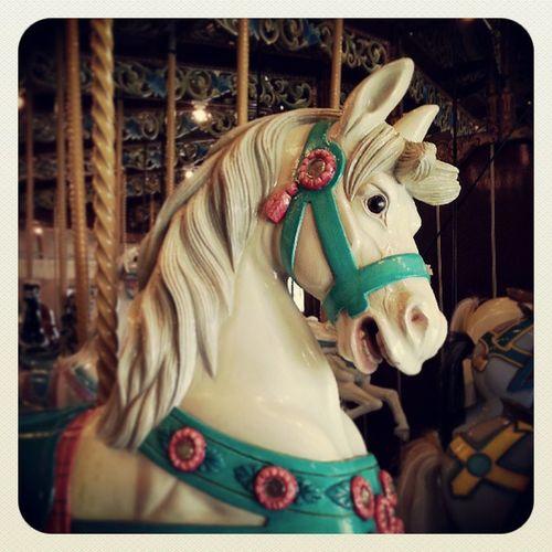 Lakeside carousel. PortDalhousie