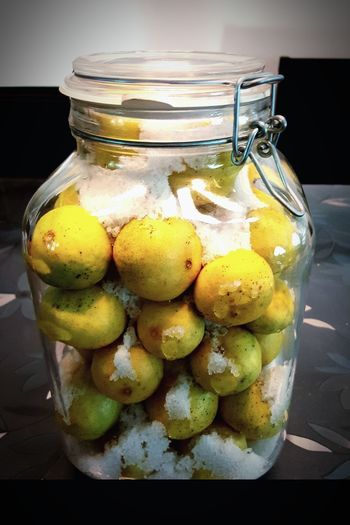 Yellow Jar Lemon Citrus Fruit Food And Drink Homemade Healthy Eating Freshness Water Indoors  Food Fruit No People