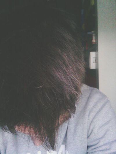New hair Cut (y)