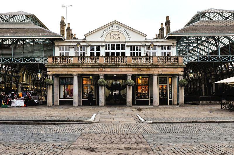 Covent Garden London LONDON❤ Covent Garden  Architecture Built Structure Building Exterior Travel Destinations No People City