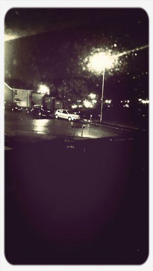 Miserableweather Rain Windynight