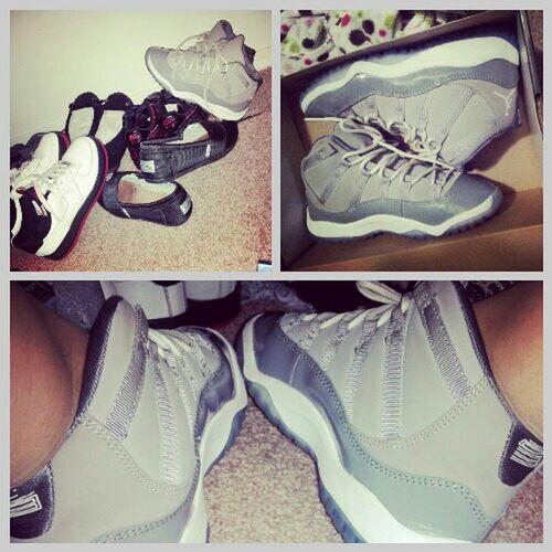 Jordans :)