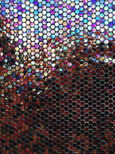 Multi Colored Full Frame Backgrounds Pattern No People Indoors  Abstract Close-up Illuminated Night Celebration Shiny Textured  Stained Glass Glass - Material Decoration Design