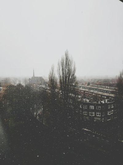 Taking Photos City Cityscape Snow Enjoying The View Myfuckinggroningen Nature