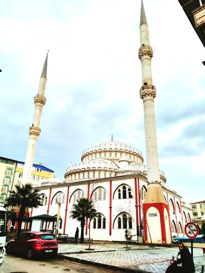 Travel Destinations City Architecture Outdoors No People Sky Day تركيا هاتاي منظرطبيعي المسجد الكبير مسجد