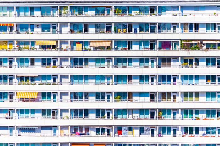 Architecture Built Structure Window Building Exterior Building Full Frame City Day Balcony Backgrounds No People Residential District Outdoors In A Row Modern Repetition Apartment Sunlight Side By Side Pattern Llight Lighting Streetphotography Architecturephotography Life