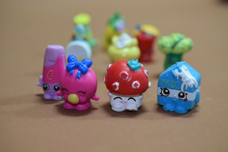 Macro Photography Macro Toys Toys Shopkins