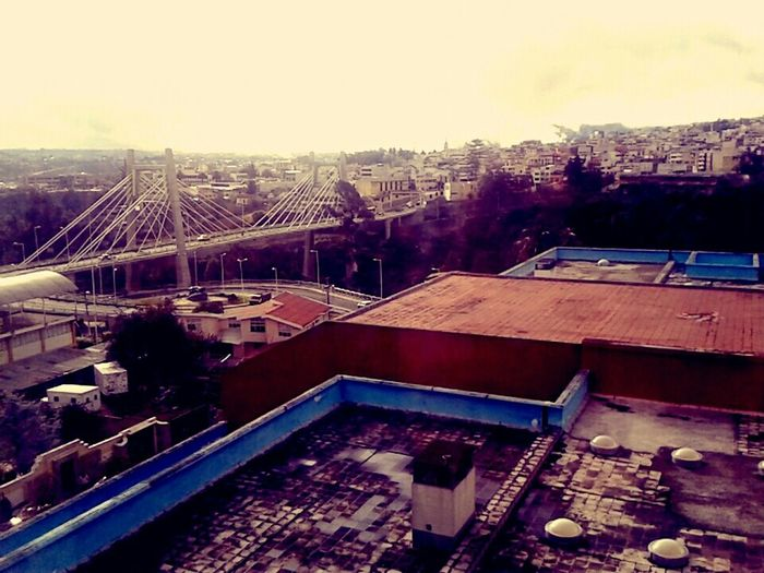 Losaltos Puentes Que Cruzar.... Mi Ciudad Ecuador♥ Jumping Techos