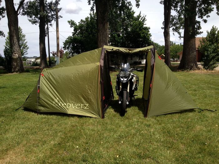 Bmw Motorcycle Day F800GS Grass Outdoors Redverz Sky Tent