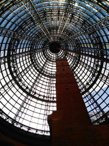 Melbourne Central Amazing Massive Dome .