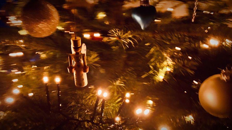 Fotobox Celebration Illuminated Decoration Holiday Christmas Lights christmas tree Christmas
