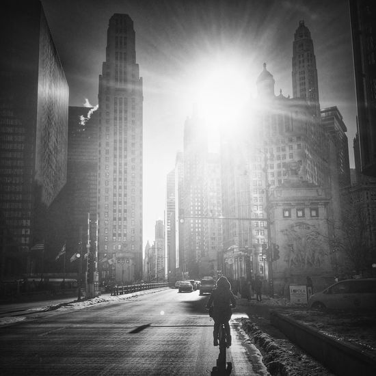 Showcase: January winter in Chicago