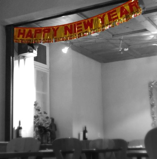 Happy New Year Photography In Motion