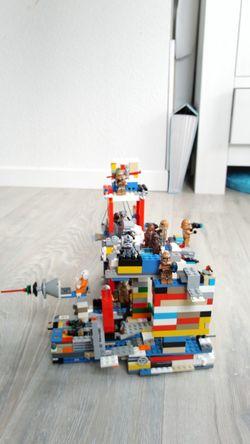 EyeEm Selects Indoors  Stack LEGO Star Wars Death Star EyeEmNewHere
