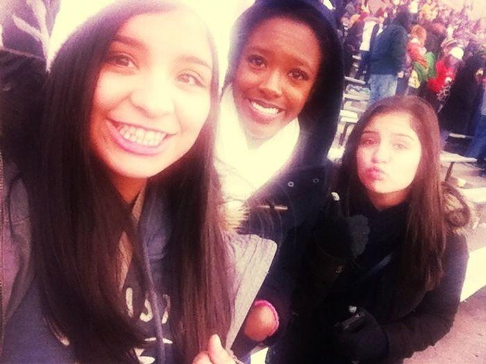 Falyn, Chloe, And I