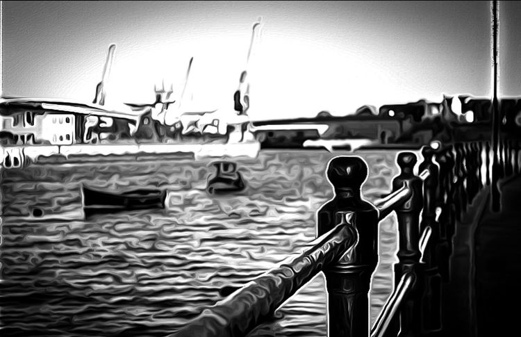 Edited via the Lithic app! Lithic B&W Collection B&w Nature Water_collection