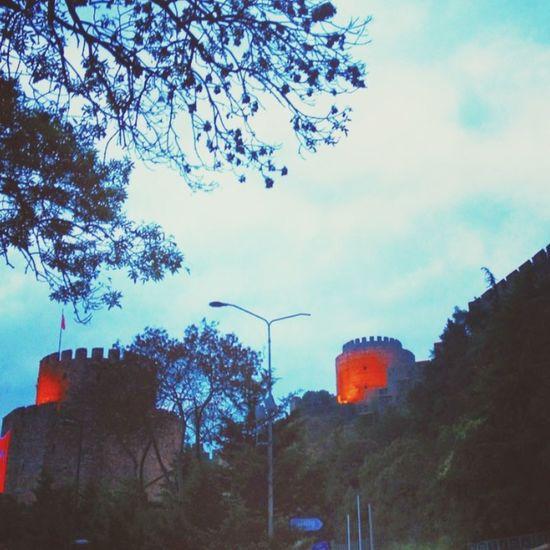 Historical Monuments Castle Eye4photography  OpenEdit Istanbul Architecture_collection Lights EyeEmBestPics EyeEm Best Shots EyeEm Best Edits