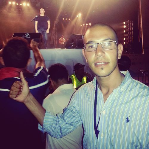 Me In Festival Cheb Faudel That's Me Music Festival Enjoying Life