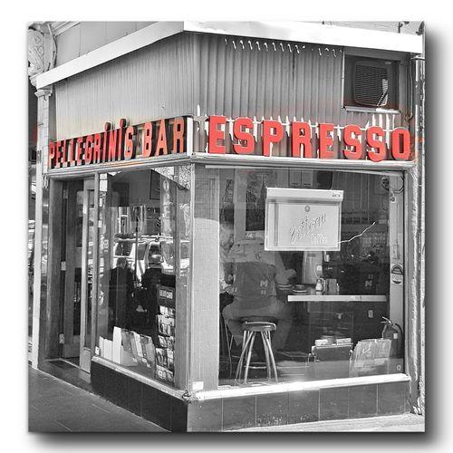 Pellegrinis Cafeporn Picoftheday EyeEm Best Shots Melbourneinstitution