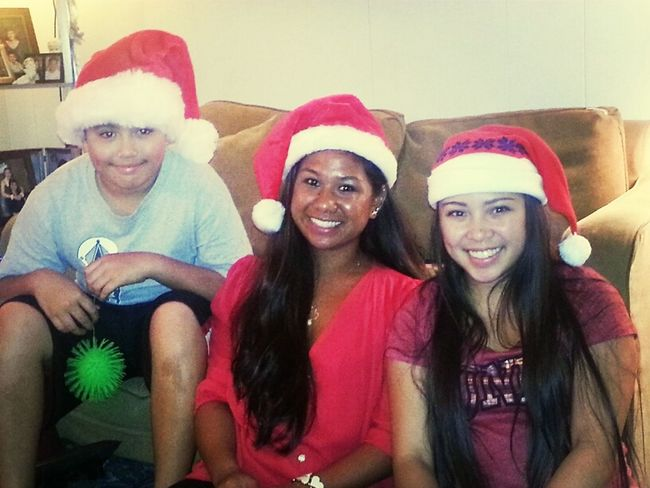 mele kalikimaka from my family to yours!