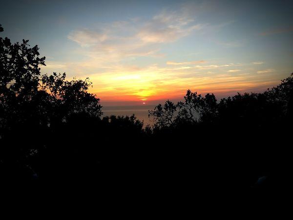 Th sun goes down First Eyeem Photo