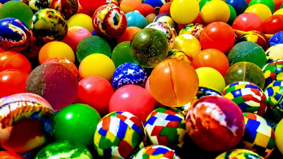 Abundance Backgrounds Balloon Celebration Close-up Day Indoors  Large Group Of Objects Multi Colored No People Variation