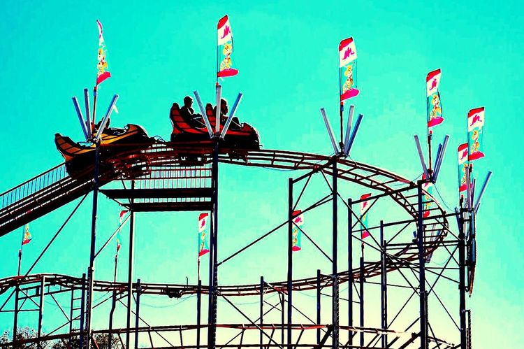 View From Below Showcase March At The Fair Pastel Power Learn And Shoot: Balancing Elements Blue Wave Dramatic Angles