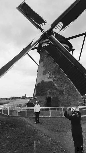 Alternative Energy Wind Power Wind Turbine Fuel And Power Generation Renewable Energy Windmill Outdoors EyeEmNewHere
