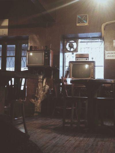 Cafe Tv Vintage