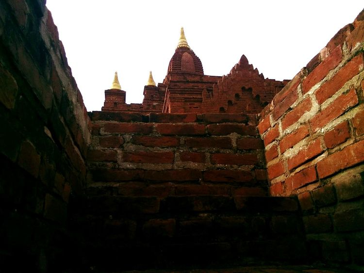 Myanmar Famous Bagan In #myanmar Pagoda Taking Photos
